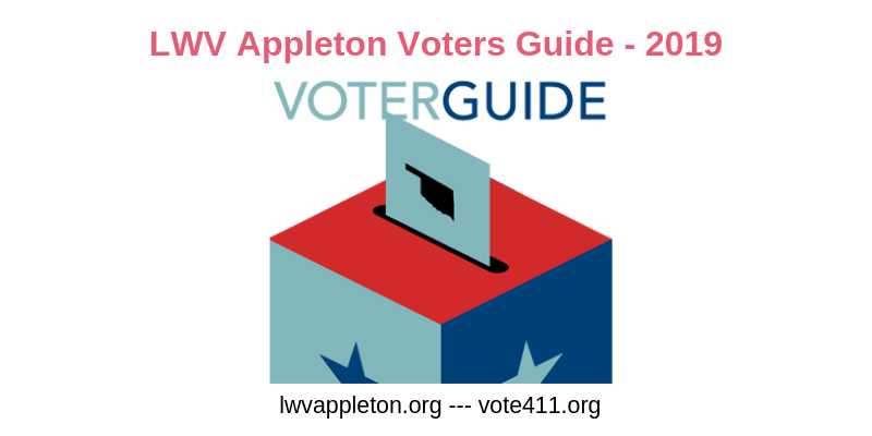 2019 Voters Guide