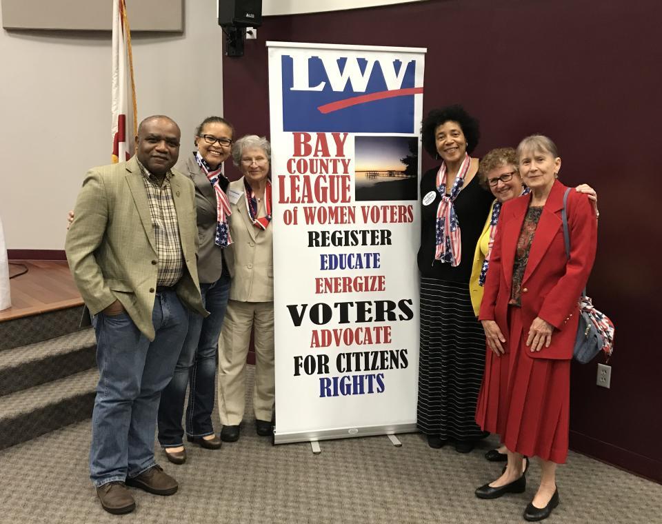 Callaway Municipal Forum, League forum workers