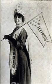 Women's right to vote centennial