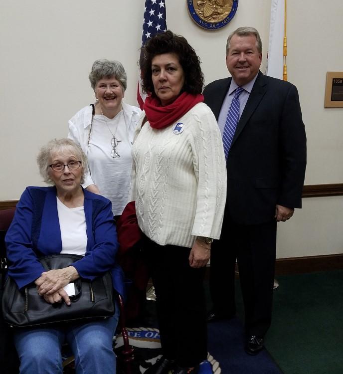 Legislative Interview with Senator Donald Dewitte