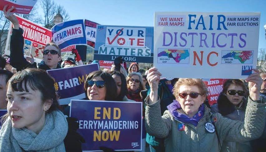 Redistricting Reform