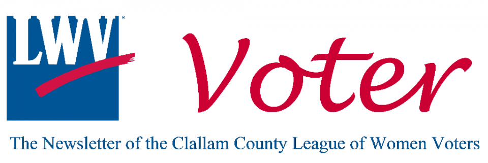 LWV logo with Voter