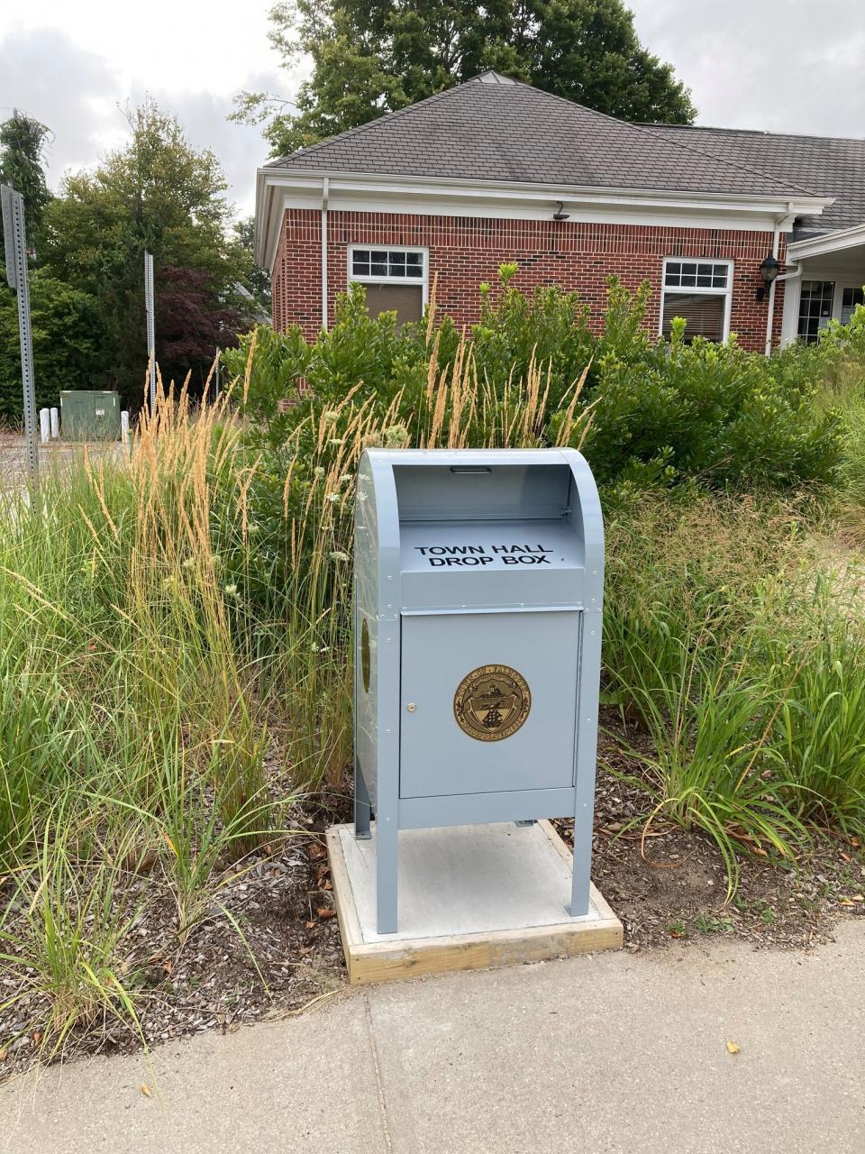 Town Hall Voting Drop Box