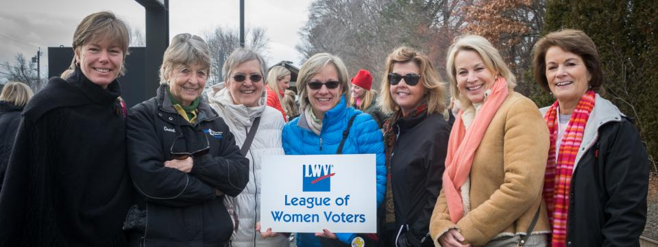 League of Women Voters of Hamilton Wenham