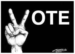 Right to Vote graphic