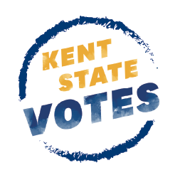 logo for Kent State Votes