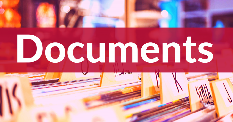 Documents Header