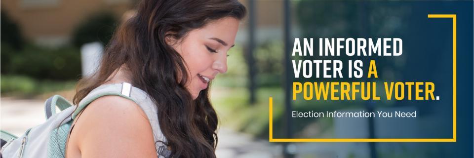 an informed voter vote411.org
