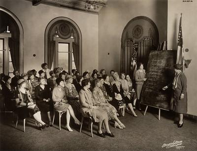 1929 LWV Citizenship School