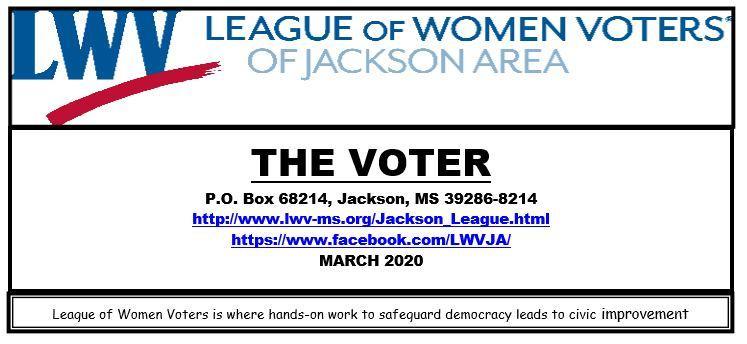 LWV of Jackson MS
