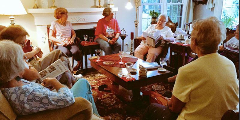 Wheaton LWV Book Group