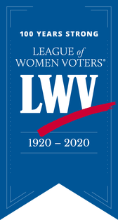 LWV 100th Annivesary