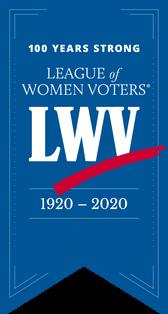 LWV 100th Annivesary