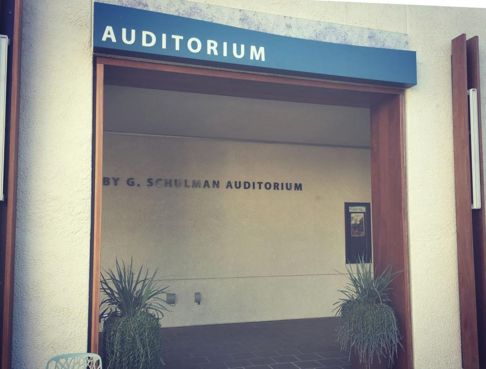 Shulman Auditorium, Dove Library, Carlsbad, CA