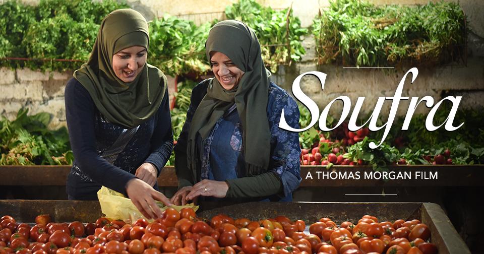 Soufra documentary flyer