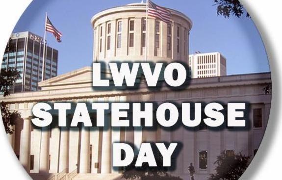 LWVO Statehouse Day button