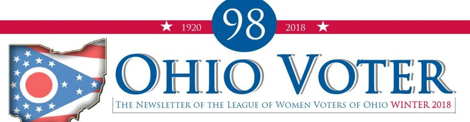 Ohio Voters newsletter masthead