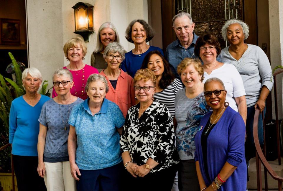 LWV Pasadena Area Board 2018