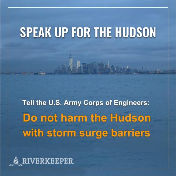 Hudson Storm Barriers