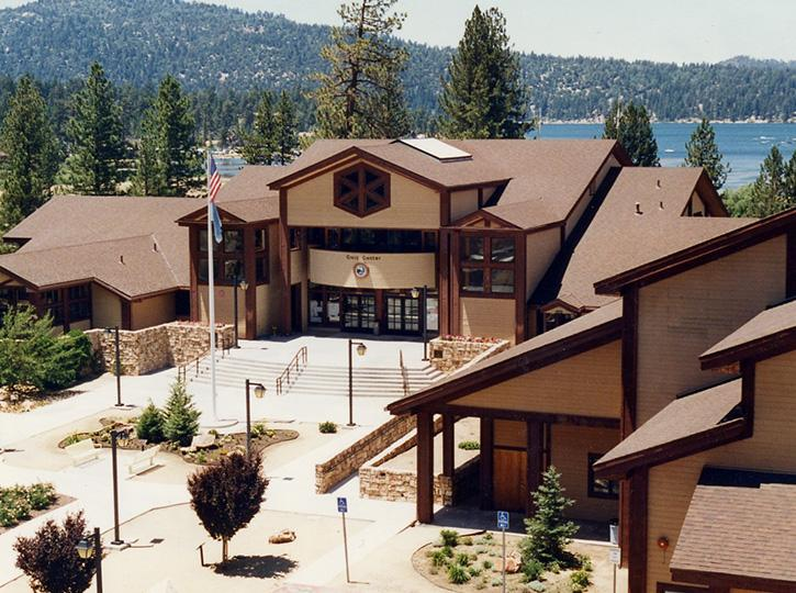 City of Big Bear Lake City Hall