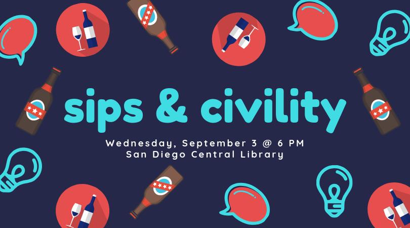Sept 3 Sips & Civility