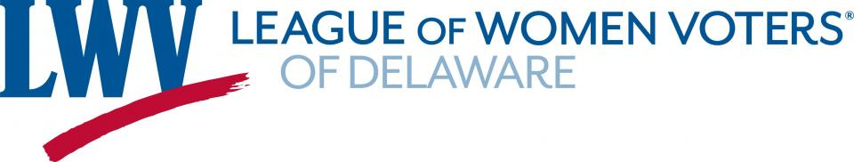 logo of the League of Women Voers of Delaware