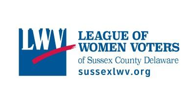 League of Women Voters of Sussex County Logo