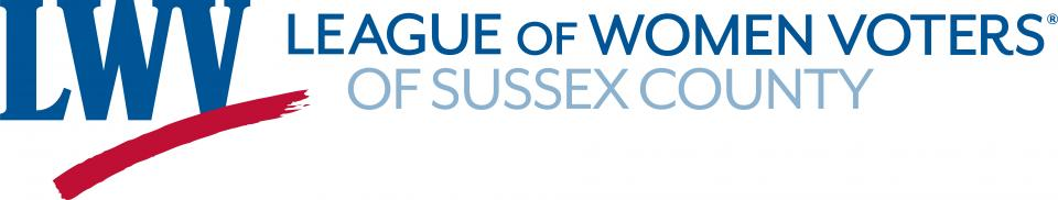 logo of the League of Women Voters of Sussex County