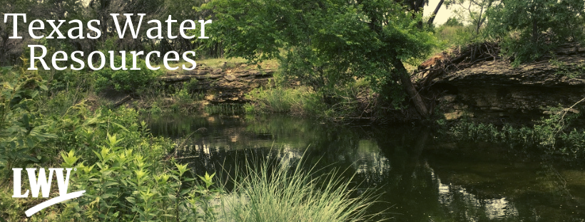 "North San Gabriel River ""Texas Water Resources"""