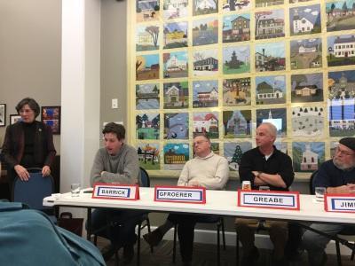 LWV/Hopkinton Town Library Program: Fake News Panel