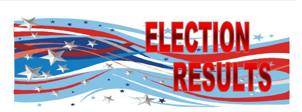 Election results clipart