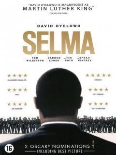 Selma DVD cover