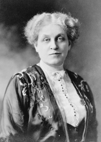 Portrait of Carrie Chapman Catt
