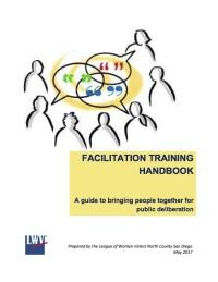 LWV North County San Diego Facilitation Training Handbook 2017