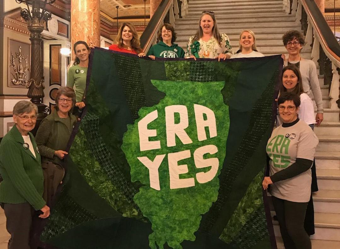 League members at ERA Lobby Day