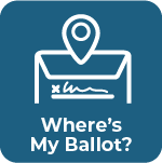 Where's my ballot?