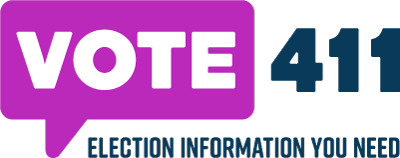 VOTE411 - election information you need