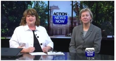 LWV Butte County on Action News Now