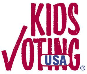 Kids Voting USA logo