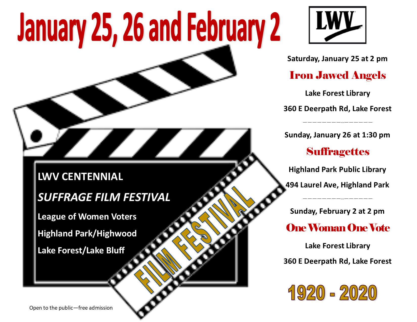 centennial film festival