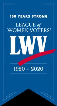 LWV Centennial Logo transparent small