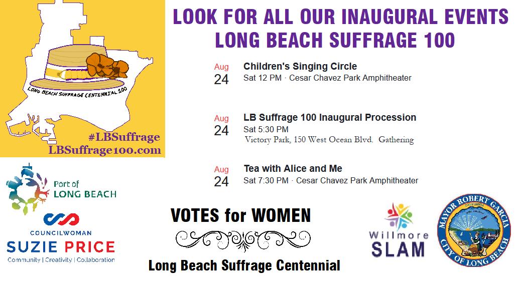 LB Suffrage 100