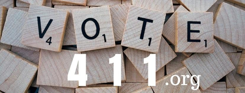 Use Vote411.org to find information about what's on your ballot!