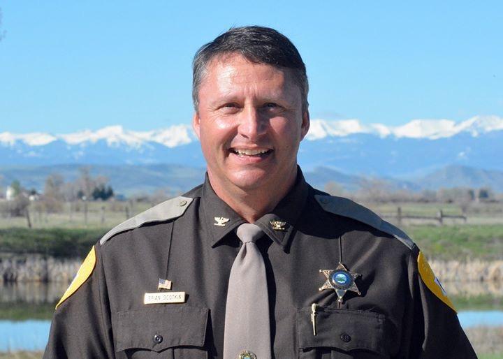 Sheriff Brian Gootkin
