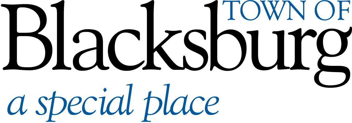 Town of Blacksburg logo