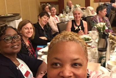 LWVO Members at 2017 LWVC Convention