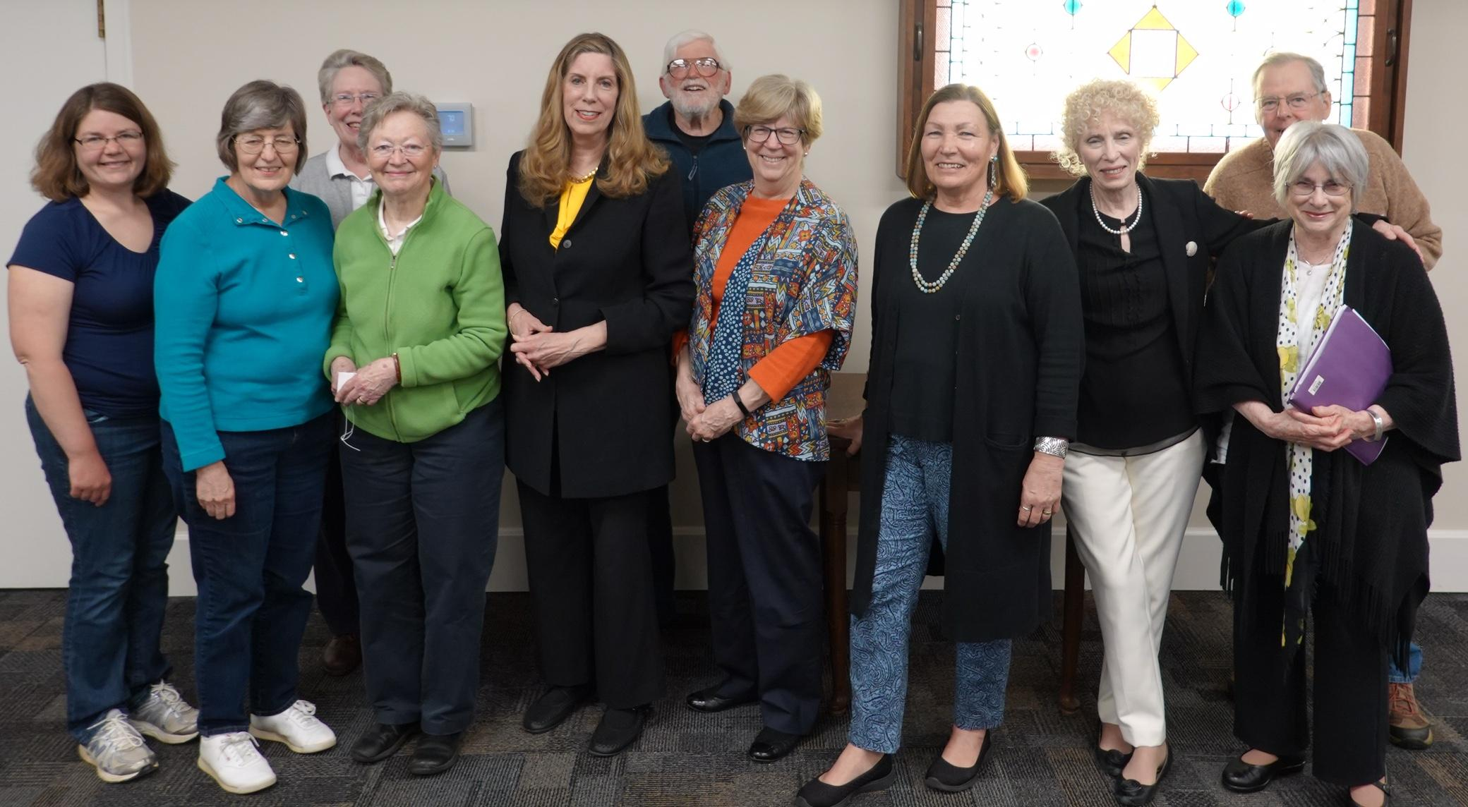 2019-2020 LWV Oxford (OH) Officers
