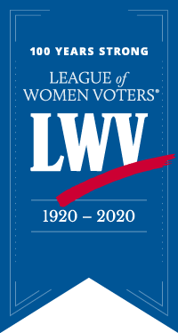 LWV - 100 years Strong