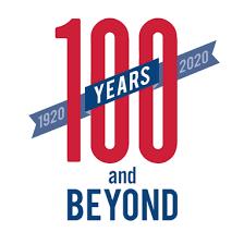 LWVIL Centennial Logo