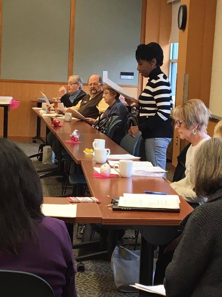 Positions @ Priorities Meeting LWV Kent